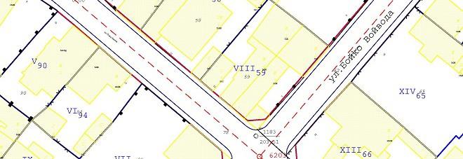 Кадастрална карта и кадастрални регистри